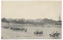 NIORT -  7e Hussards - Niort