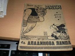 Walt Disney Productiond Miki I Aladinova Lampa Drugi Deo - Livres, BD, Revues