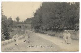 NIORT - Chemin De La Source Du Vivier - Niort