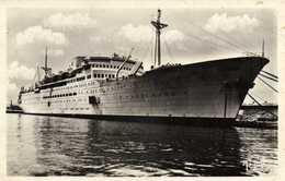 LA MARSEILLAISE  (Messagerie Maritimes) RV - Steamers