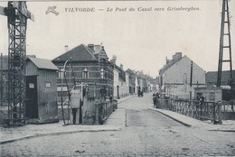 Vilvoorde - Le Pont Du Canalvers Grimbergen - Vilvoorde