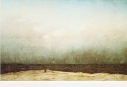 Caspar David Friedrich - Der Mönch Am Meer (249) - Malerei & Gemälde