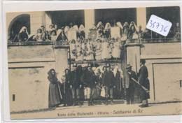 CPA  - 35736-Italie - Festa Dela Maternita - Offerta -Santuario Di Re - Italie