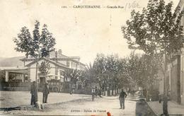Var - Carqueiranne - Grande Rue - Carqueiranne