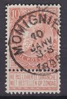 N° 57 MOMIGNIES - 1893-1900 Fine Barbe