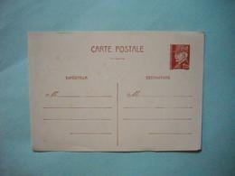 ENTIER POSTAL  -  1,20 Franc  - Marron  -   PETAIN  -  Non Utilisé - Entiers Postaux