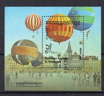 KAMPUCHEA  Timbre Neuf ** De 1983  ( Ref 5826 )    Transport  - Ballon Athmosphérique - Kampuchea
