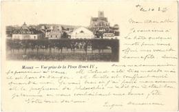 Dépt 77 - MEAUX - écrite En 1901 Par Eugène DEMONCEAU (adressée à M. L'Abbé THOUNY) - Meaux