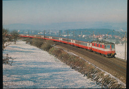 Train Interville ( Swiss Express ) - Trenes