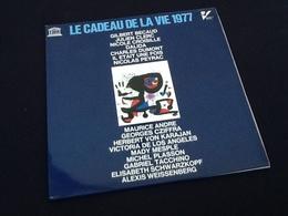Vinyle 33 Tours   Recherche Cancer Villejuif  Le Cadeau De La Vie   1977 - Vinyl Records
