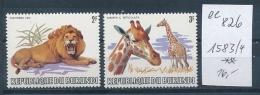 Burundi Nr. 1583-4    **    (ee826    ) Siehe Scan - Burundi