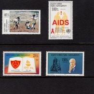 673039375 TURKISH CYPRUS 1997 POSTFRIS MINT NEVER HINGED POSTFRISCH EINWANDFREI SCOTT 446 447 448 449 SCOUTING AIDS - Chypre (Turquie)