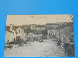 88 ) Vittel - Un Coin Du Vieux Vittel  : Année  : EDIT : - Vittel Contrexeville