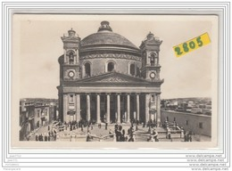 9712  AK/PC/CARTE PHOTO   MALTA CHURCH MOSTA - Malta