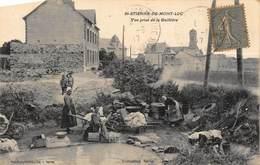 Saint-Etienne-de-Montluc - Vue Prise De La Guiltière - Laveuses - Saint Etienne De Montluc