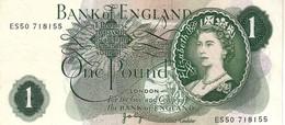 Great Britain P.374g 1 Pound 1977 Unc - 1952-… : Elizabeth II