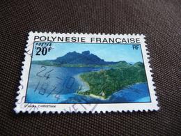 TIMBRE    POLYNÉSIE     N  102      COTE  2,50  EUROS  OBLITÉRÉ - Polynésie Française