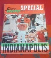 Sport Auto N°54 Juillet 1966 Indianapolis,Compte Rendu 2' Heures Du Mans,1000 Km Spa,Fournier Marcadier,Porsche 911 - Auto/Motor