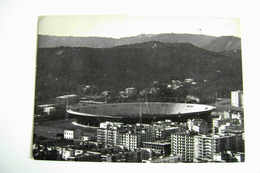 STADIO SAN PAOLO CON  I  CAMANDOLI  NAPOLI   STADIO  STADE STADIUM STADT      VIAGGIATA  COME DA FOTO - Stadi