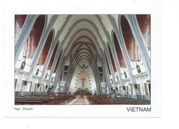 ANNAM HUÉ Eglise Vietnam Indochine CPM 18 X 13 Cm TB - Vietnam