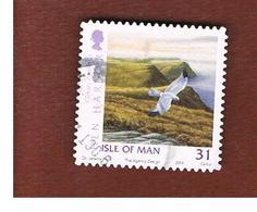 ISOLA DI MAN (ISLE OF MAN)  -   SG 1290  -   2006  BIRDS: CIRCUS CYANEUS    -   USED - Isola Di Man