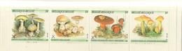 PIA  - BELGIO  -  1991  : Flora : Funghi Emessi In Carnet -    (YV  C2418 ) - Funghi