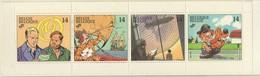 PIA  - BELGIO  -  1991  : Filatelia Della Gioventù - Personaggi Dei Fumetti-    (YV  C2428 ) - Blocs 1962-....