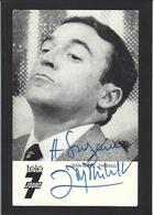 Autographe Signature à L'encre  Jean Marc Thibault - Autographes