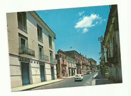 B017 - PALAZZOLO ACREIDE SIRACUSA CORSO VITTORIO EMANUELE III - 1970 CIRCA - Siracusa