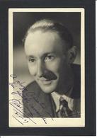 Autographe Signature à L'encre Artiste à Identifier - Autographes