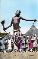 Afrique-L'Afrique En Couleurs Jeune Danseur De BOUNDIALI  (nu Enfant)(- Editions : ROBEL Dakar 855)*PRIX FIXE - Côte-d'Ivoire