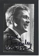 Autographe Signature à L'encre Artiste Jean Claude Darnal - Autographes