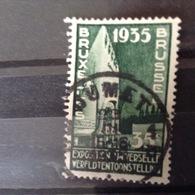 YT 386  Oblitéré Jumet - Belgium