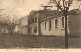Cpa St Hilaire La Palud Groupe Scolaire - Autres Communes