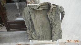 Chemise Armée Francaise époque Indochine (période 1945/1955) - Uniforms