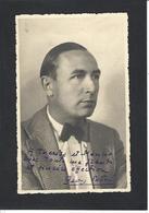 Autographe Signature à L'encre Artiste Georges Morel ? - Autographes