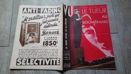 Revue Vu 1934 La Haine Règne En Allemagne Fascime Le 8 Juillet Mexique Hammam   Politique Tueur Au Boomerang - 1900 - 1949