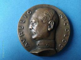 Unione Italiana Ciechi Al Suo Fondatore 1921/1931 - 1939-45