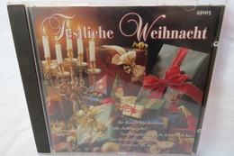 """CD """"Festliche Weihnacht"""" Div. Interpreten - Chants De Noel"""