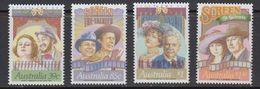 Australia 1989 Movies/Cinema Screen 4v ** Mnh (41356) - 1980-89 Elizabeth II