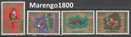 Taiwan 1971 - Animali          (g5366) - 1945-... Repubblica Di Cina
