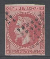 Colonies Générales:  N°10 Oblitéré       - Cote 130€ - - Napoleon III