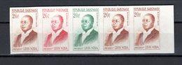 GABON    N° 159A  ESSAI DE COULEUR  NEUF SANS CHARNIERE COTE ? €  PRESIDENT - Gabon (1960-...)