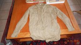 Chemise Armée Francaise époque 1960/1980 - Uniforms