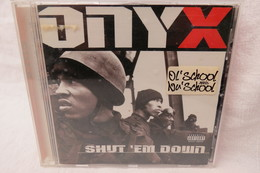 "CD ""Onyx"" Shut 'em Down - Rap & Hip Hop"