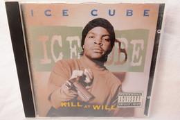 "CD ""Ice Cube"" Kill At Will - Rap & Hip Hop"