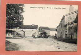 CPA - REMOVILLE (88) - Aspect De L'entrée Du Bourg En 1916 - France
