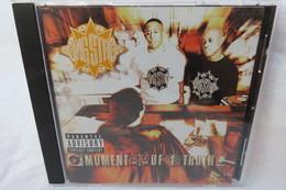 "CD ""Gang Starr"" Moment Of Truth - Rap & Hip Hop"