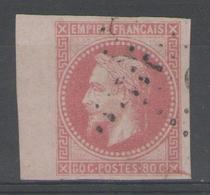 Colonies Générales:  N°10 Oblitéré BdF, Jolie Pièce ! (signé BRUN.ROUMET) - Napoleon III