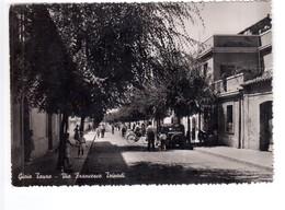 GIOIA TAURO VIA FRANCESCO TRIPODI VIAGGIATA NEL 1952 - Italia